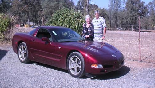 Jack & Mary Hoffman - 2003